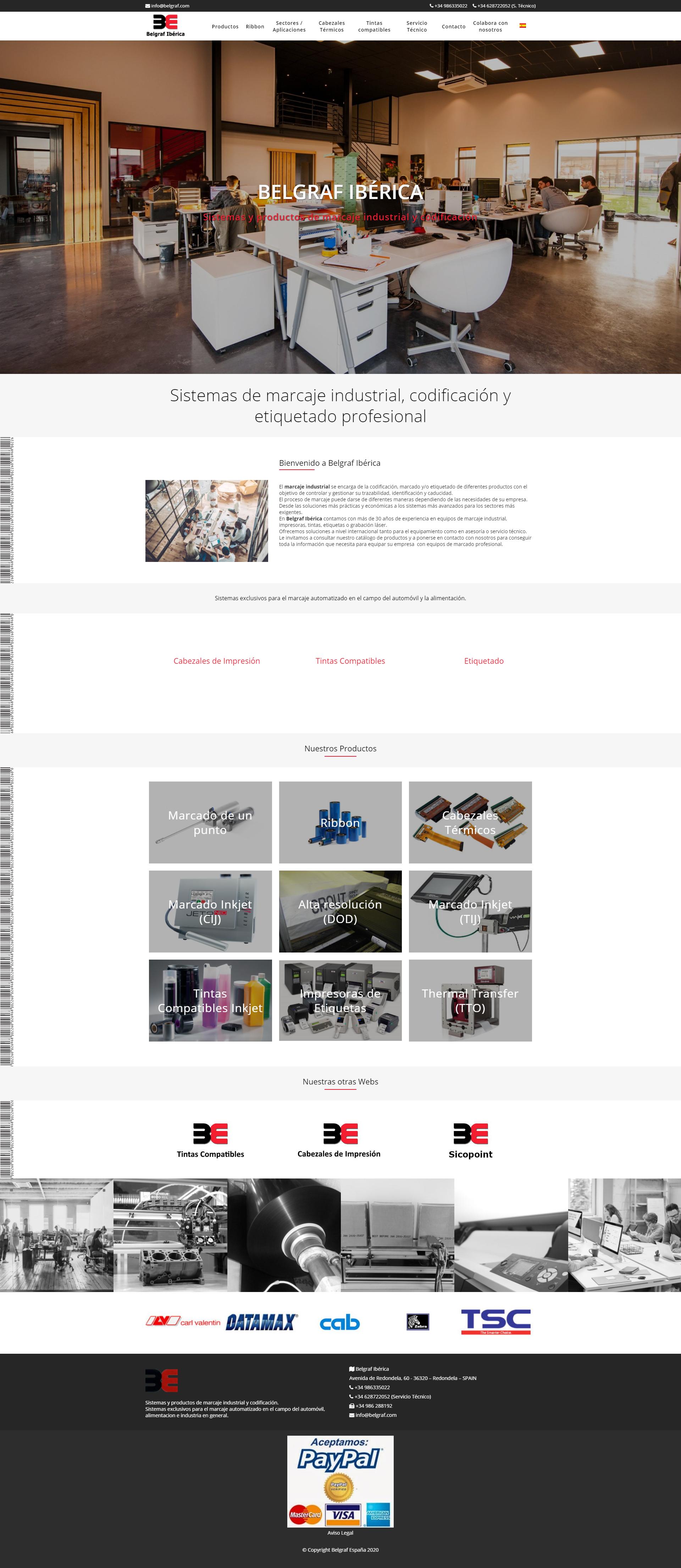 diseño web para tienda online internacional