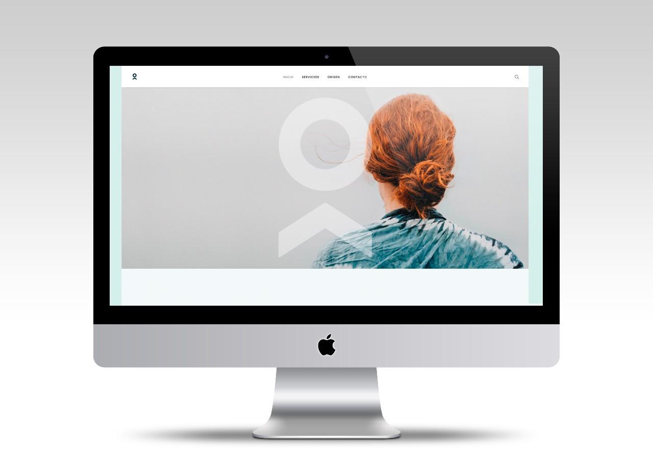 diseño de pagina web para asesoria y gestoria